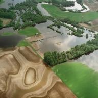 Översvämning i Voxnan  Nr. 9521_03204