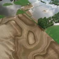 Översvämning i Voxnan  Nr. 9521_03208