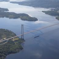 Höga kusten bron, Ångermanland  Nr. 2010_1771