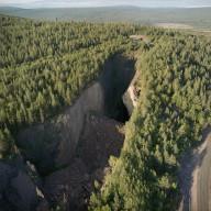 Kaptensgruvan i Malmberget, Norrbotten  Nr. 0525_00206
