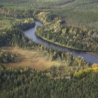 Öreälven i Västerbotten  Nr. 2006_9381