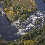 Öreälven, Västerbotten  Nr. 2006_9382