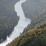 Öreälven, Västerbotten  Nr. 2006_9414