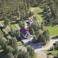 Gargnäs kyrka i Västerbotten  Nr. 2006_0416