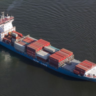 Containerhamnen i Göteborg  Nr. 3485_4973