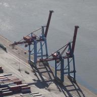 Containerhamnen i Göteborg  Nr. 3485_4902
