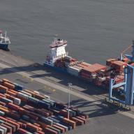 Containerhamnen i Göteborg  Nr. 3485_4904