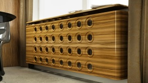Glossy Wood