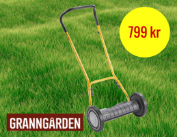 Stiga Cylinder SMC240R Handgräsklippare hos Granngården