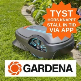 Robotgräsklippare Smart Sileno 1000