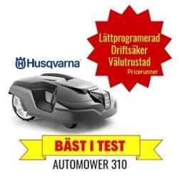 Husqvarna Automover Bäst i Test