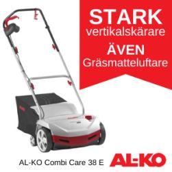 Vertikalskärare AL-KO Combi Care 38 E