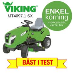 Traktor Viking MT4097.1 SX åkgräsklippare