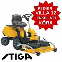 Stiga Villa 12 hos Gardenstore