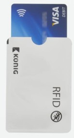 RFID Skimming Blocker Fodral 2-pack