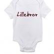 Body Lillebror/Lillasyster