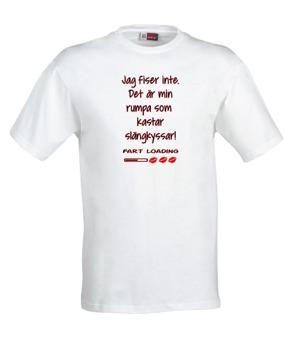 T-shirt jag fiser inte