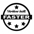 Världens bästa - Faster