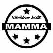 Världens bästa - Mamma
