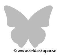 reflex fjäril
