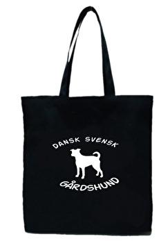 Tygkasse dansk svensk gårdshund