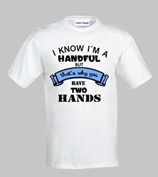 I'm a handful (barn)