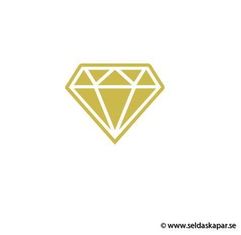 väggvinyl diamant