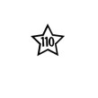 Storleksstjärnor