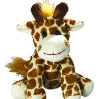 Gosig giraff