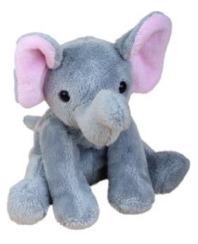 Gosig elefant
