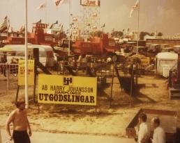 Mässa i Malmö 1979