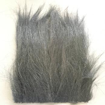 Hareline - Extra Select Craft Fur - Black
