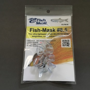 Fish Mask - FishSkull - #8.5