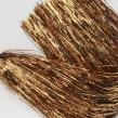 Flashabou Speckled - Hedron - Gold