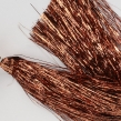 Flashabou Speckled - Hedron - Copper