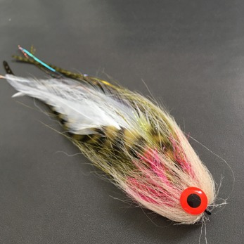Bauer Pike Deceiver - Dirty Roach -