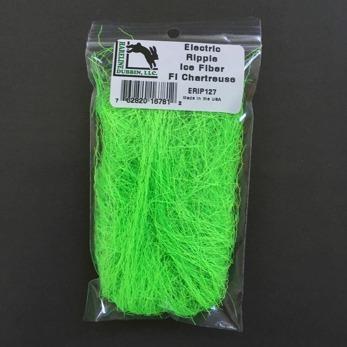 Electric Ripple Ice Fiber - FL. Chartreuse