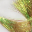 Flashabou Pearl Dyed - Hedron - Olive