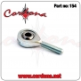 Spare Parts & Installation Material - 154 - Uniball joint M6 Male