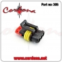 Spare Parts & Installation Material - 305 - SS3 M waterproof connector