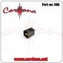 Spare Parts & Installation Material - 308 - COIL FM Connector Denso/Mitsubishi