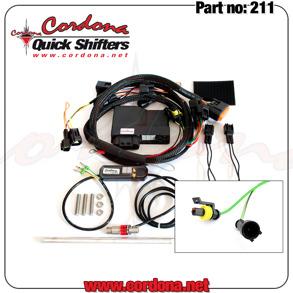 211 - PQ8 Combo Quickshifter - 211 - PQ8 Combo Twin