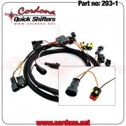 203-1Wiring Harness PQ8 Aprilia RSV 4