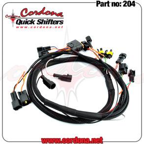 204 - PQ8 Wiring Harness Std