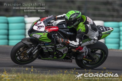 Jesper Pellijeff, Swedish Superbike Champion 2018