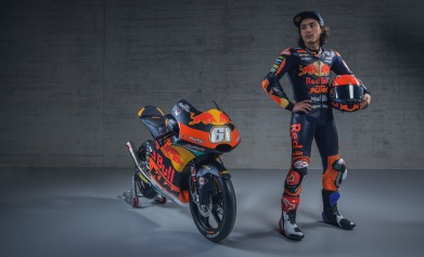 Can Öncü, KTM Moto3 2019