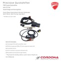 Ducati Sport Touring ST3 Quickshifter
