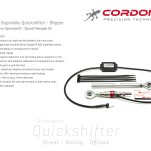 Ducati Paniale V2 Quickshifter - Blipper
