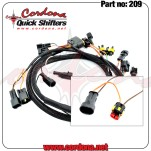 209 - PQ8 Wiring Harness for Ducati 916-998