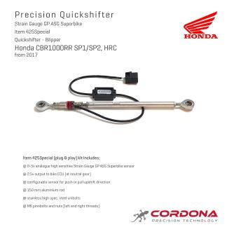 Honda CBR1000RR SP1/SP2 SC77 Quickshifter - Blipper